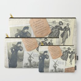 Skating History Carry-All Pouch