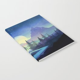 Touching the Stars Notebook