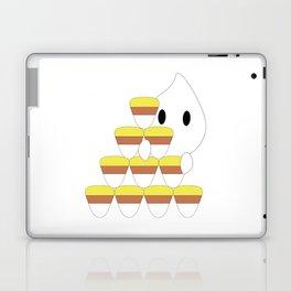 Peekaboo Ghost Laptop & iPad Skin