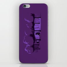 TV Soothes The Savage Beast iPhone & iPod Skin