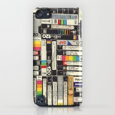 VHS iPod touch Slim Case