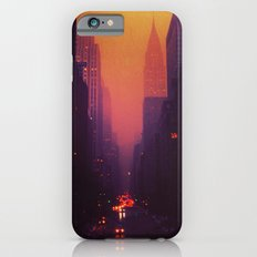 42nd Street, NYC - The Chrysler Building at Sunset Slim Case iPhone 6s