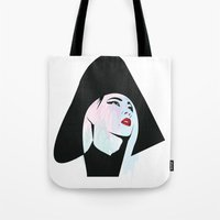 2ne1 Tote Bags featuring CL by MitchΞll Kills