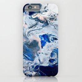 Paint Puddle #22 iPhone Case