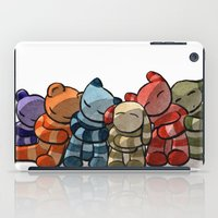 cuddle iPad Cases featuring Cuddle by Friederike Ablang