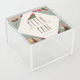 Peter Pan Acrylic Box