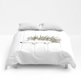Nail Hedgehog Comforters