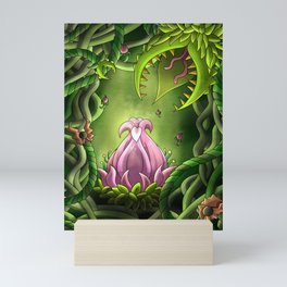 Plantera- Digital Mini Art Print