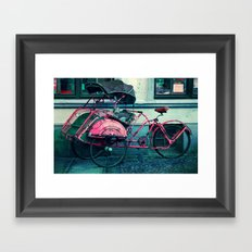 drive? Framed Art Print