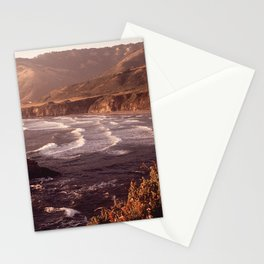 CALIFORNIA POINT LOBOS RESERVE NARA 543184 Stationery Cards