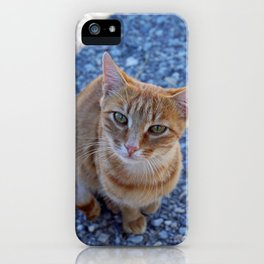 give me a little love iPhone Case