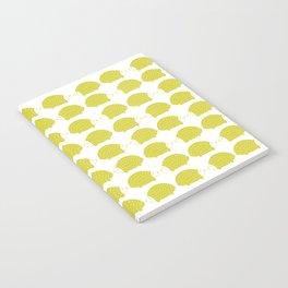 Hedgehogs Notebook