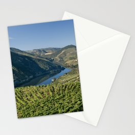 Vineyards in the Douro Valley, Portugal Stationery Cards