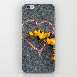 Sunshine Of Your Love iPhone Skin
