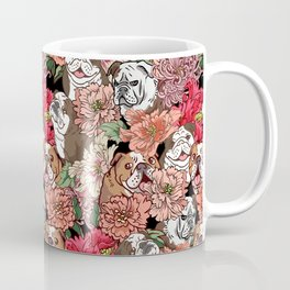 Because English Bulldog Coffee Mug