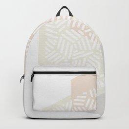Minimalist Geometric I Backpack