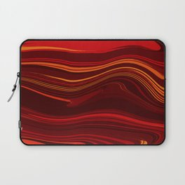 Go with the flow III Laptop Sleeve