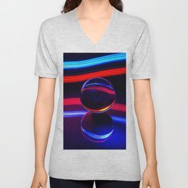 The Light Painter 5 Unisex V-Neck