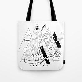 هفت شهر عشق Tote Bag