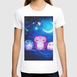 NIGHT OWLS T-shirt
