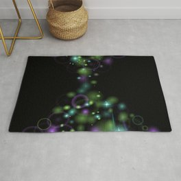 Abstract background Rug