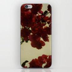 Floral Formula iPhone & iPod Skin