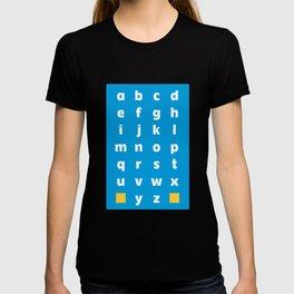 Flatfats Awkwardface Bold LC T-shirt