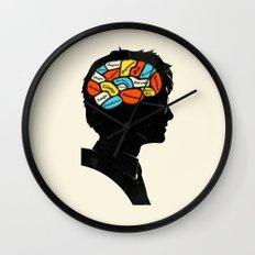 Harry Wall Clock
