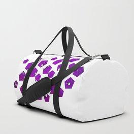 Pentagons of May 27 Duffle Bag