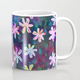Montauk Daisy - Night Coffee Mug