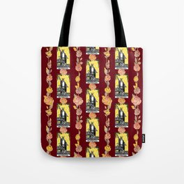 Beautiful Tarot Magician Print Tote Bag