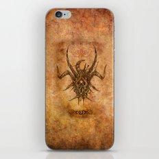 Zodiac: Taurus iPhone Skin