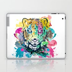 Tiger Splash Laptop & iPad Skin