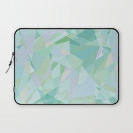 Aqua & Pink Jewel Laptop Sleeve