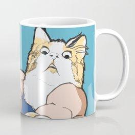 Thunder, HALP! Coffee Mug