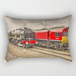 Scot vs Shed Rectangular Pillow