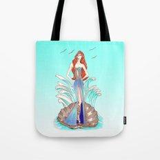 Venus Dress Tote Bag