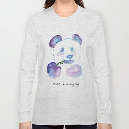 cute & hungry Long Sleeve T-shirt