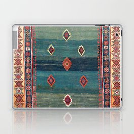 Sivas Antique Turkish Niche Kilim Print Laptop & iPad Skin