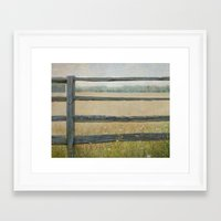 country Framed Art Prints featuring Country by Pure Nature Photos