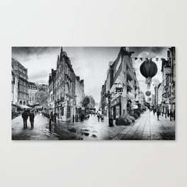 Im/possible London Canvas Print