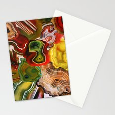 Slivers of the Past, Earth's core Stationery Cards
