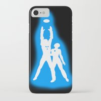 tron iPhone & iPod Cases featuring Tron by KewlZidane