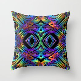 All the Better to See You With Throw Pillow