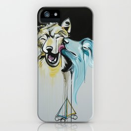 Wolves iPhone Case