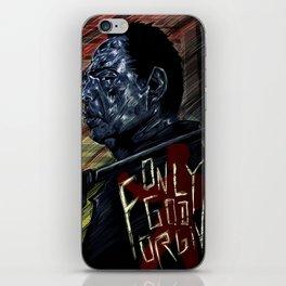 Only God Forgives Vilain iPhone Skin