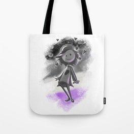 Ace Girl Tote Bag