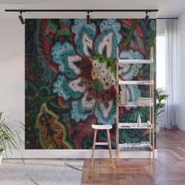 Flower Wall Mural