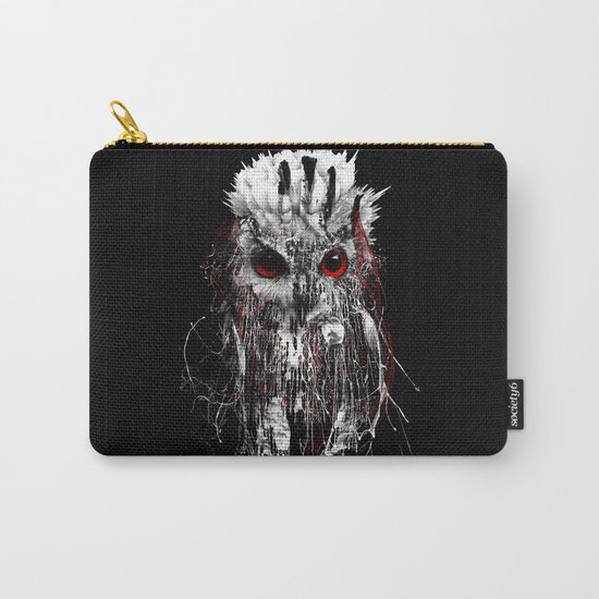 OWL - RED EYE Carry-All Pouch