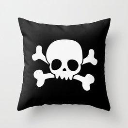 Cráneo Baby Throw Pillow